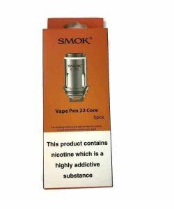 JWNsmokvapepen2203ohmcoil 250x300 - Smok Vape Pen 22 0.3 Ohm Coil