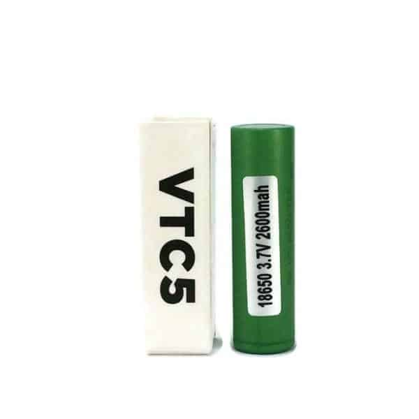 JWNsonyvtc52600mahbattery 525x525 - Sony VTC5 18650 2600mAh Battery