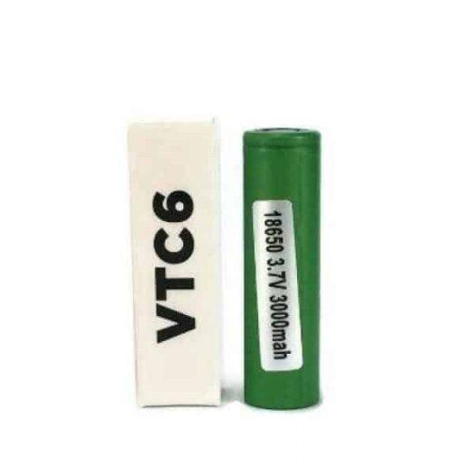 JWNsonyvtc63000mahbattery 525x525 - Sony VTC6 18650 3000mAh Battery