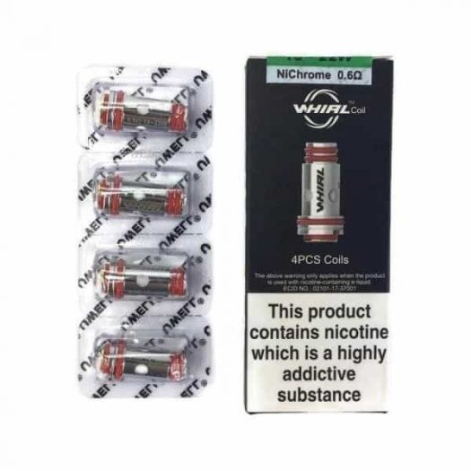 JWNuwellwhirlcoil06ohm2 525x525 - Uwell Whirl Coil