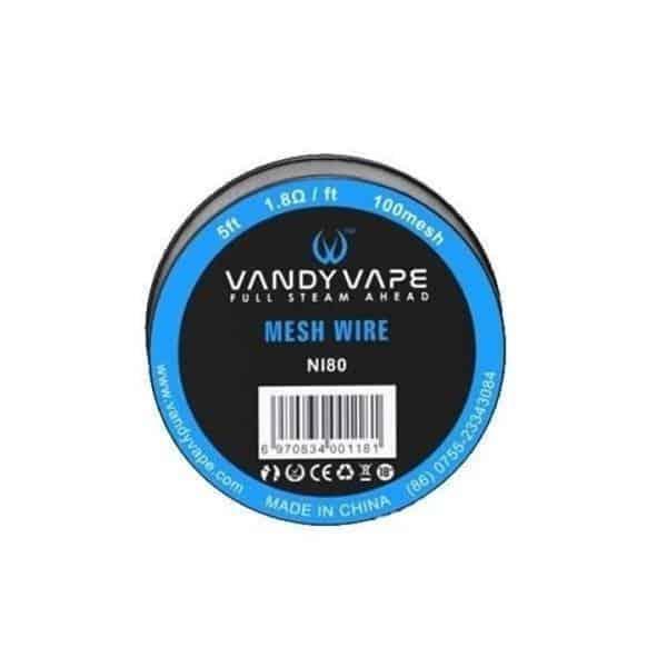 Vandy Vape MESH NI80 Wire