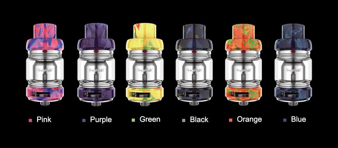 resin colour - FreeMax Mesh Pro Vape Tank