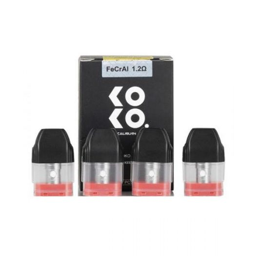 JWNKokoreplacementpods 525x525 - Uwell Caliburn Koko Replacement Pods