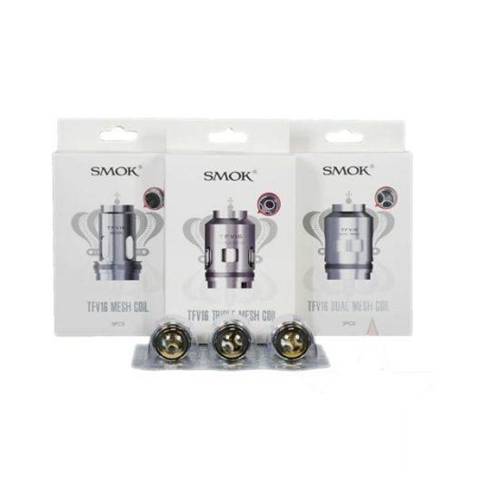 JWNSmokTFV16Mesh3 3 525x525 - Smok TFV16 Mesh Coils Single / Dual / Triple