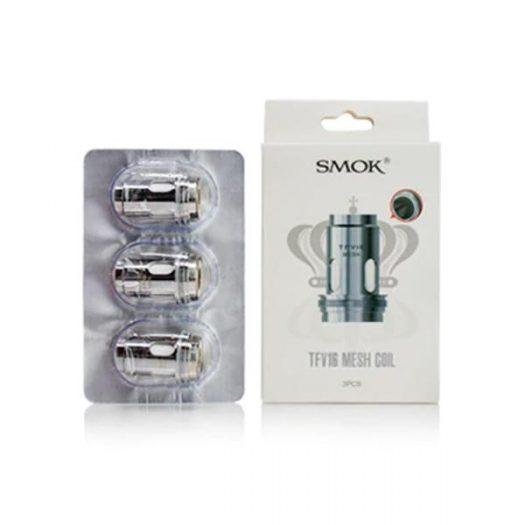 JWNSmokTFV16Mesh3 8 525x525 - Smok TFV16 Mesh Coils Single / Dual / Triple