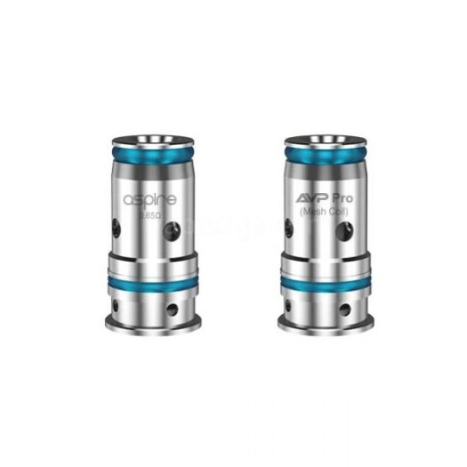 JWNAVPProCoils2 525x525 - Aspire AVP Pro Replacement Coils 0.65ohm Mesh / 1.15ohm Standard Coil
