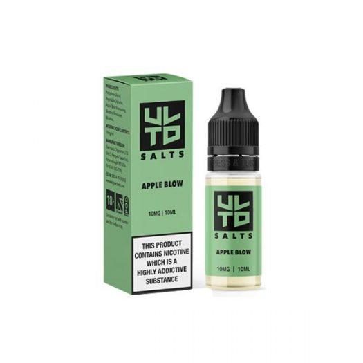 JWNBA0239X0069 32 525x525 - 10mg ULTD Nic Salt 10ml (60VG/40PG)