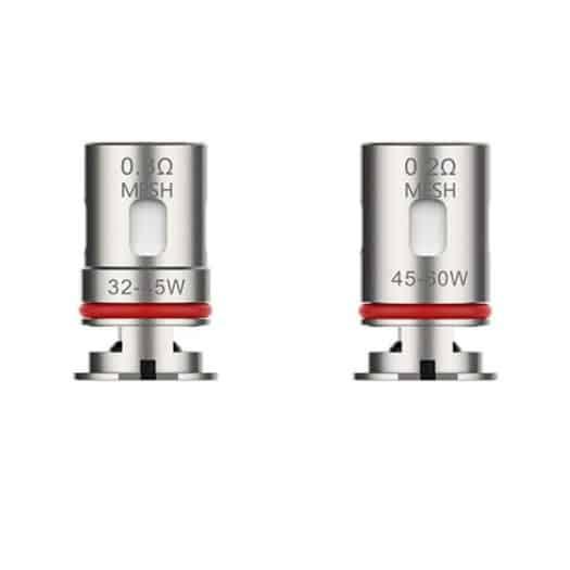 JWNGTXMeshCoil03ohms02ohms2 525x525 - Vaporesso Target PM80 GTX Mesh Coil 0.3ohms/0.2ohms
