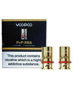 JWNPnPRBAReplacementCoil 250x300 - Voopoo PnP-RBA Replacement Coil