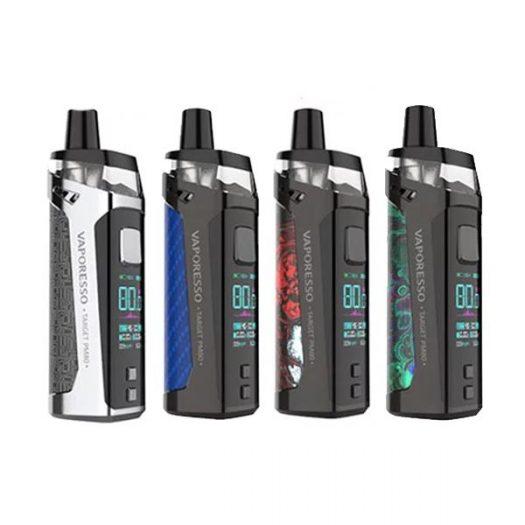 JWNVapfdoressoTargetPM80Podkit5 31 525x525 - Vaporesso Target PM80 Pod kit