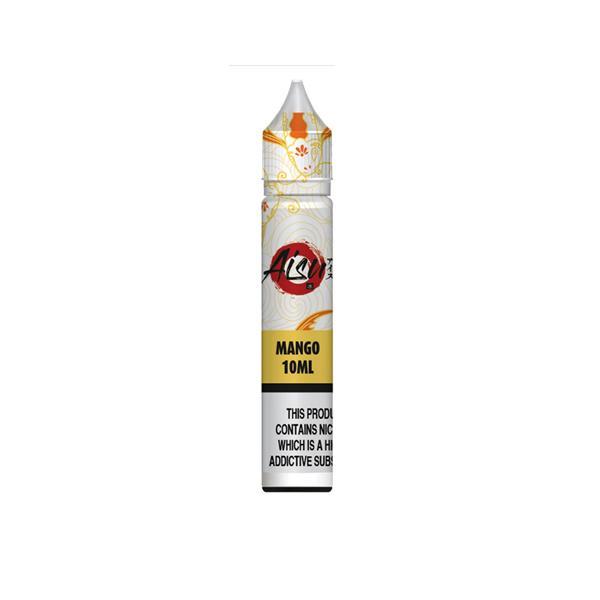 JWN01AISUNicSalts3 8 525x525 - 10MG AISU Nic Salts by ZAP Juice (50VG/50PG)