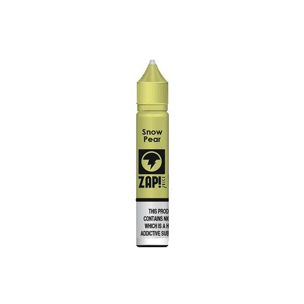 JWN10MGZAPJuice10ML3 525x525 - 10MG ZAP Juice 10ML Flavoured Nic Salts