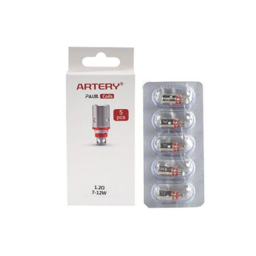 JWNArteryPalIIReplacementCoils1 2 525x525 - Artery Pal II Replacement Coils 0.6Ohms/1.2Ohms