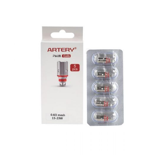 JWNArteryPalIIReplacementCoils2 1 525x525 - Artery Pal II Replacement Coils 0.6Ohms/1.2Ohms