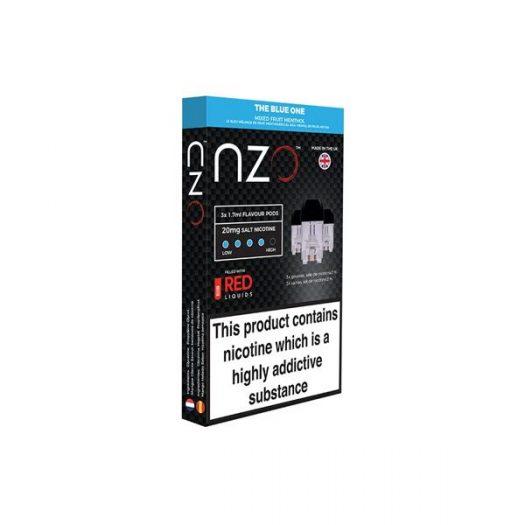 JWNBB0029X0033 525x525 - NZO 20mg Salt Cartridges with Red Liquids Nic Salt (50VG/50PG)