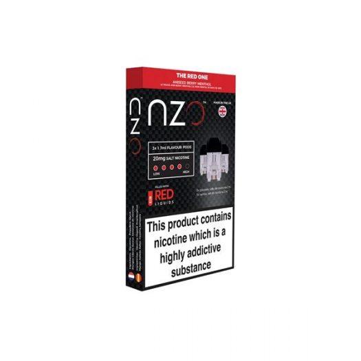 JWNBB0030X0033 525x525 - NZO 20mg Salt Cartridges with Red Liquids Nic Salt (50VG/50PG)