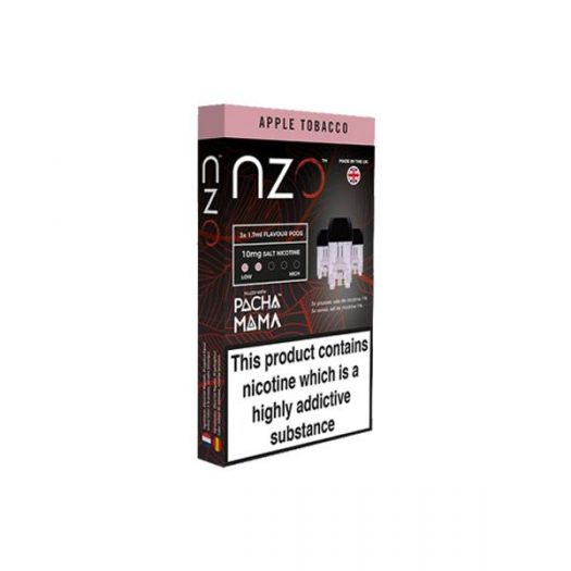 JWNBB0031X0033 525x525 - NZO 10mg Salt Cartridges with Pacha Mama Nic Salt (50VG/50PG)