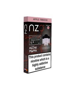 JWNBB0032X0033 250x300 - NZO 20mg Salt Cartridges with Pacha Mama Nic Salt (50VG/50PG)