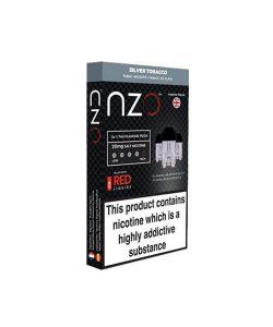 NZO 10mg Salt Cartridges with Red Liquids Nic Salt (50VG/50PG) 6