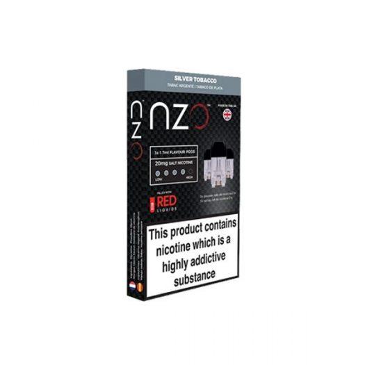 JWNBB0044X0033 525x525 - NZO 10mg Salt Cartridges with Red Liquids Nic Salt (50VG/50PG)