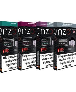 JWNBB0046X0033 65 250x300 - NZO 10mg Salt Cartridges with Red Liquids Nic Salt (50VG/50PG)
