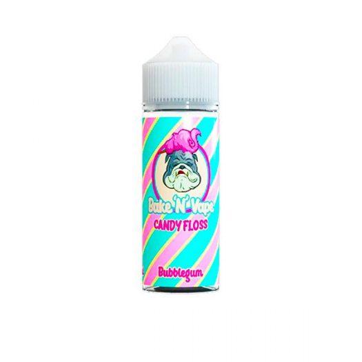 JWNBB0065X0093 1 525x525 - Bake 'N' Vape Candy Floss Shortfill 100ml (70VG/30PG)