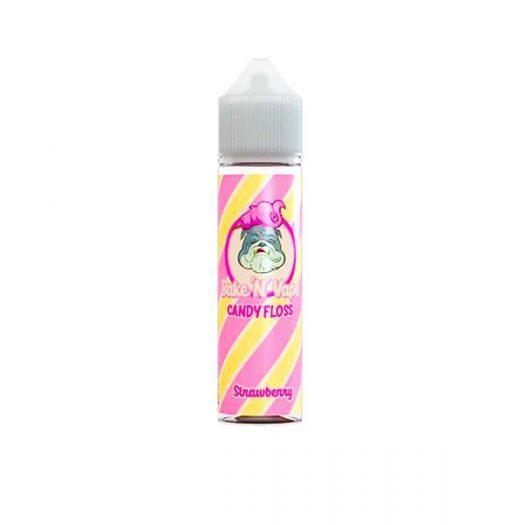 JWNBB0069X0093 525x525 - Bake 'N' Vape Candy Floss Shortfill 50ml (70VG/30PG)