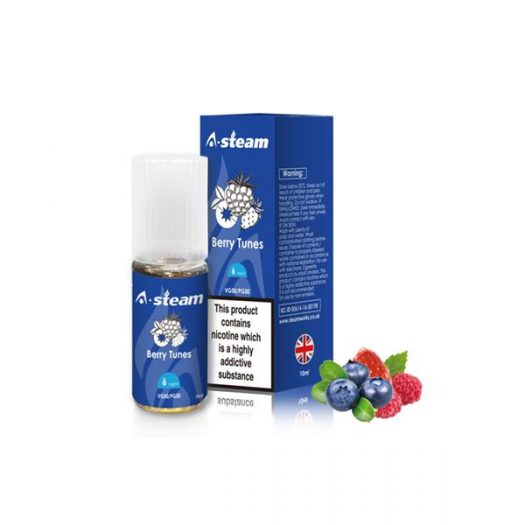 JWNBC0233X00116 525x525 - A-Steam Fruit Flavours 6MG 10ML (50VG/50PG)