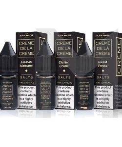 JWN454575472542454250002 250x300 - 20mg Creme De La Creme by Marina Vape 10ml Flavoured Nic Salt