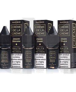 JWN454575472542454250002 250x300 - 20mg Creme De La Creme by Marina Vape 10ml Flavoured Nic Salt