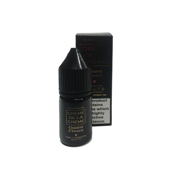 JWN454575472542454250002 1 525x525 - 20mg Creme De La Creme by Marina Vape 10ml Flavoured Nic Salt