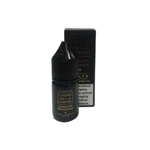 JWN454575472542454250002 49 525x525 - 20mg Creme De La Creme by Marina Vape 10ml Flavoured Nic Salt