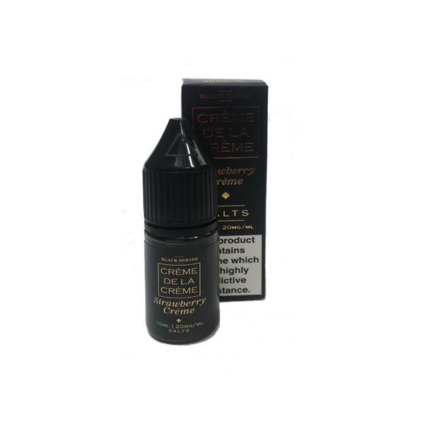 JWN454575472542454250002 57 525x525 - 20mg Creme De La Creme by Marina Vape 10ml Flavoured Nic Salt