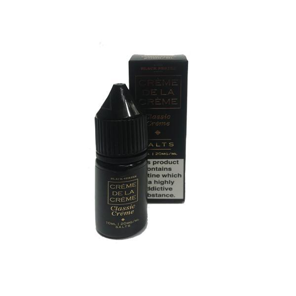 JWN454575472542454250002 9 525x525 - 20mg Creme De La Creme by Marina Vape 10ml Flavoured Nic Salt
