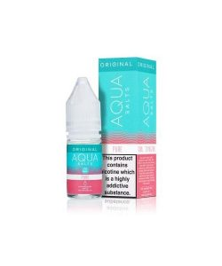 JWN543646464454541104 5 250x300 - 20mg Aqua Original by Marina Vape 10ml Flavoured Nic Salts