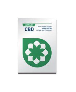 JWNBD0008X0012 250x300 - Alfa Labs 1000mg CBD Tincture Oil 10ml