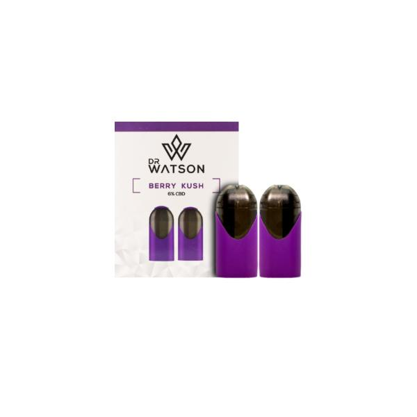 JWNBD0010X0110 525x525 - Dr Watson 120mg CBD Vape Kit Pods x 2