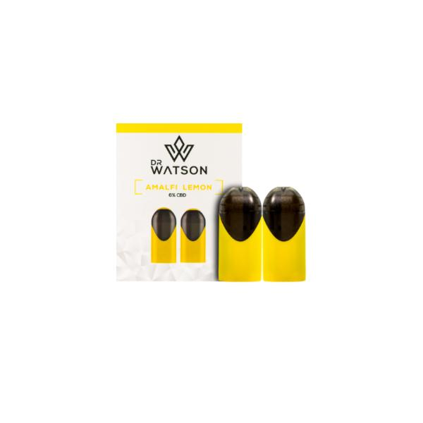 JWNBD0011X0110 1 525x525 - Dr Watson 120mg CBD Vape Kit Pods x 2