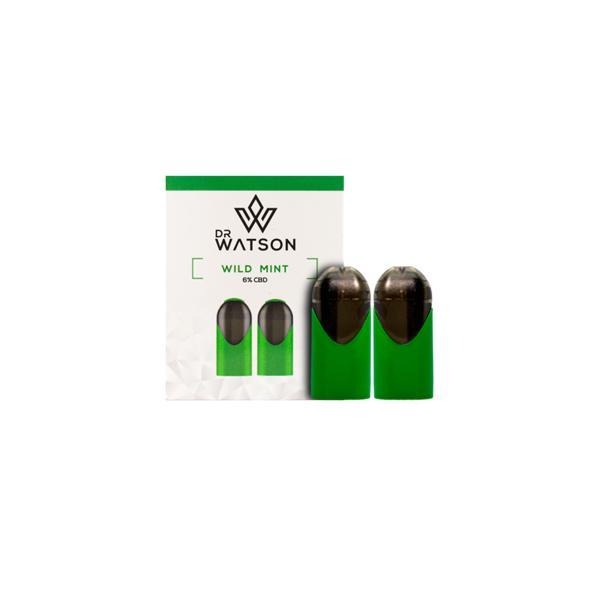 JWNBD0012X0110 525x525 - Dr Watson 120mg CBD Vape Kit Pods x 2