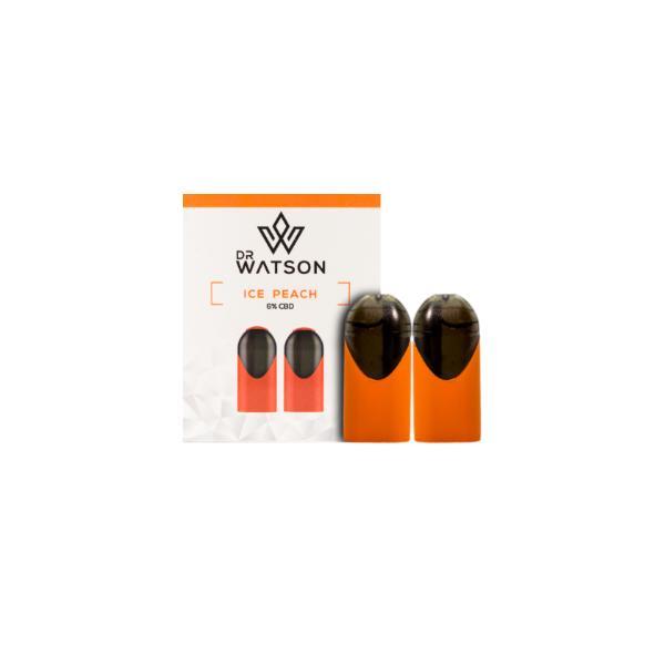 JWNBD0013X0110 4 525x525 - Dr Watson 120mg CBD Vape Kit Pods x 2