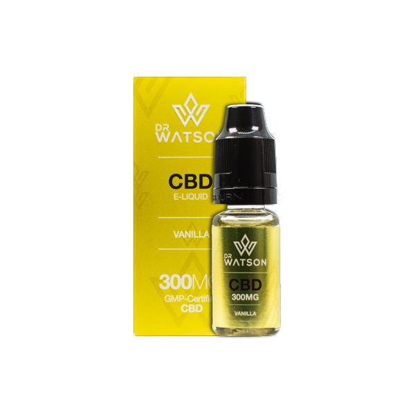 JWNBD0024X0110 525x525 - Dr Watson 300mg CBD Vaping Liquid 10ml