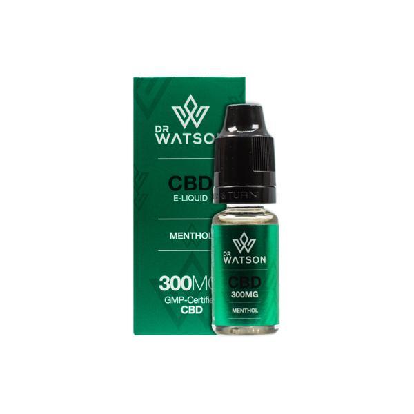 JWNBD0024X0110 12 525x525 - Dr Watson 300mg CBD Vaping Liquid 10ml