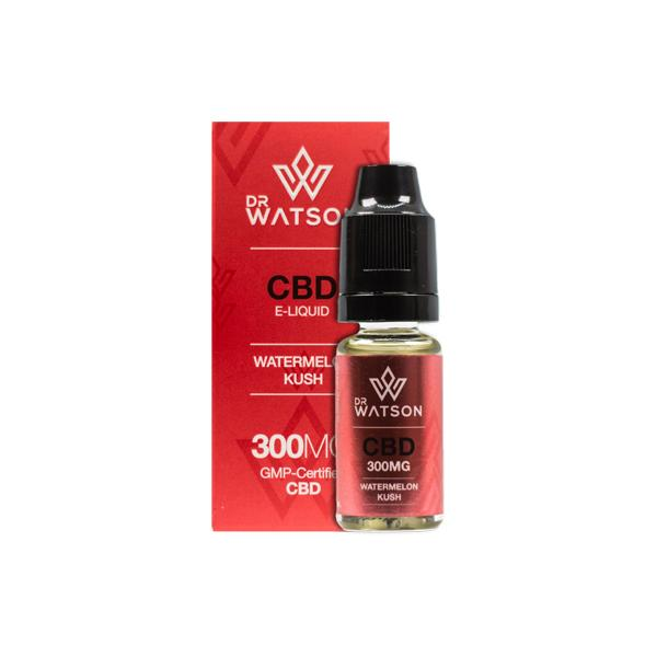 JWNBD0027X0110 525x525 - Dr Watson 300mg CBD Vaping Liquid 10ml