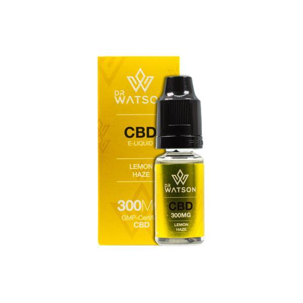 JWNBD0029X0110 525x525 - Dr Watson 300mg CBD Vaping Liquid 10ml
