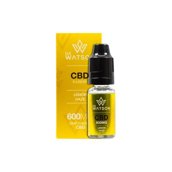 JWNBD0031X0110 12 525x525 - Dr Watson 600mg CBD Vaping Liquid 10ml