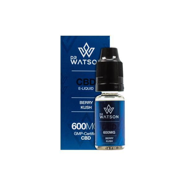 JWNBD0031X0110 7 525x525 - Dr Watson 600mg CBD Vaping Liquid 10ml