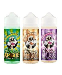 Obeso Amigos 0mg 100ml Shortfill (70PG/30VG) 1