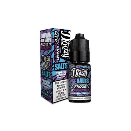 JWNBD0243X0104 6 525x525 - 20mg Doozy Vape Co Nic Salt 10ml (50VG/50PG)