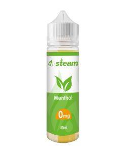 A-Steam 50ml Shortfill 0mg (50VG/50PG) 7