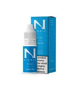 JWN15NicotineShot10ml50VG 250x300 - 15mg Nic Nic Flavourless Nicotine Shot 10ml 70VG